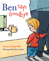 Summer Reading: Ben Says Goodbye