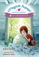 Summer Reading: Enchanted Egg