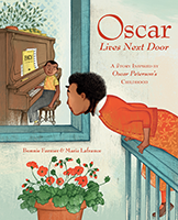 Summer Reading: Oscar Lives Next Door