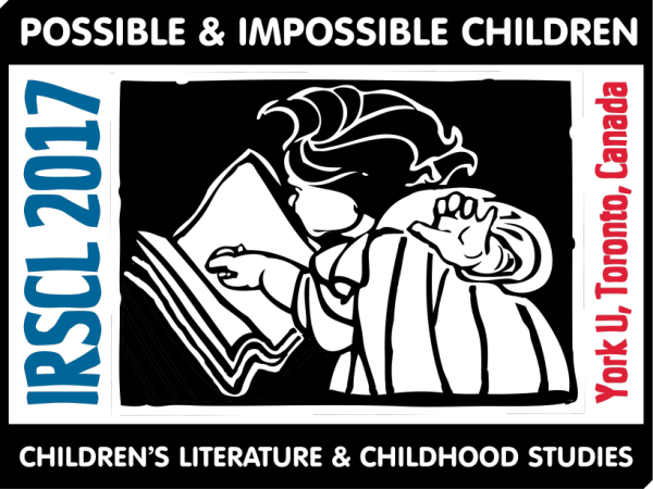 International Research Society for Children's Literature (IRSCL) Congress 2017 - Toronto
