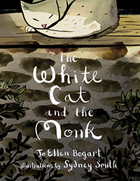 The White Cat and the Monk named a Best Illustrated Book