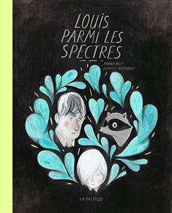 Elizabeth Mrazik-Cleaver Canadian Picture Book Award to Isabelle Arsenault for Louis parmi les spectres