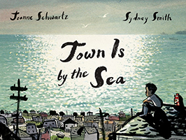 Town Is by the Sea shortlisted for the 2018 CILIP Kate Greenaway Medal
