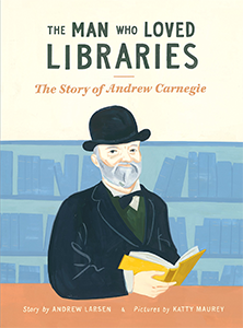 Man who loved libraries