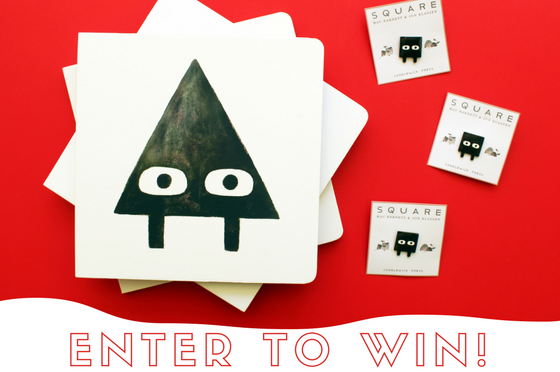 ENTER TO WIN Jon Klassen Prize Pack!