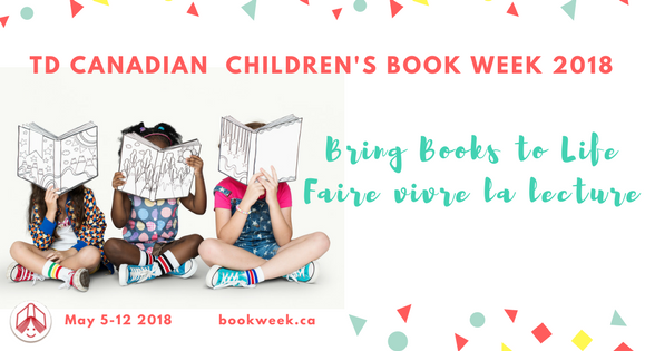TD Book Week 2018 Begins Today!