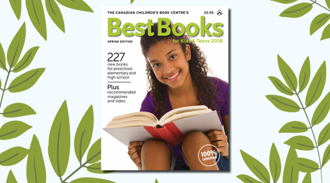 Spring Issue of Best Books for Kids & Teens Available Now!
