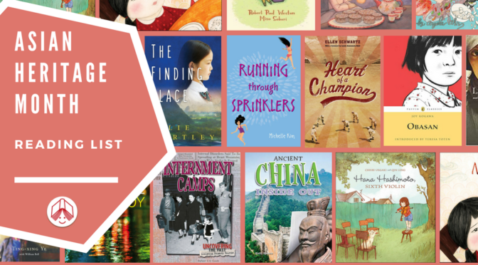 Book List: Asian Heritage Month