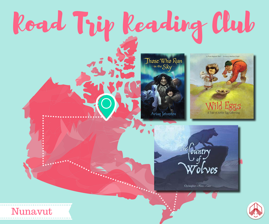 Road Trip Reading: Nunavut! - Page 15 of 130 - Canadian