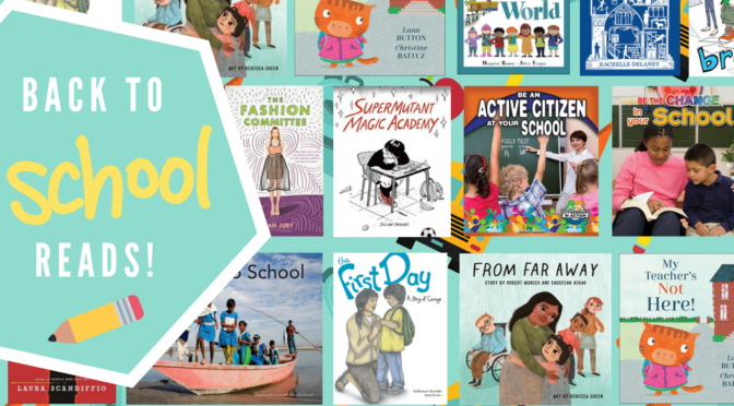 Your Back to School Reading Guide: Back to Class!