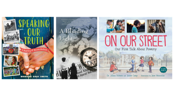 Bolen Books Children's Book Prize Shortlist Announced