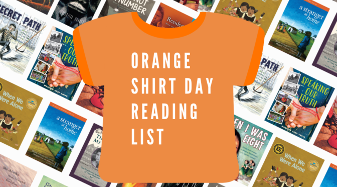 Orange Shirt Day Reading List