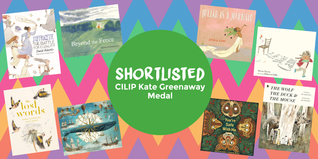 CILIP Kate Greenaway Medal Shortlist Announced - Canadian ...