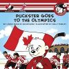 Puckster Goes to the Olympics