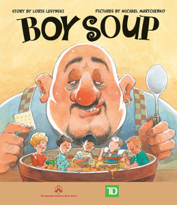 Boy Soup Cover