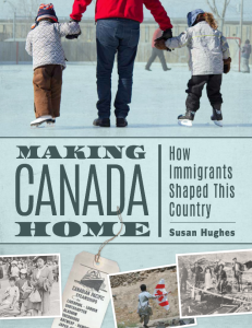 Making Canada Home (Owlkids Books, 2016)