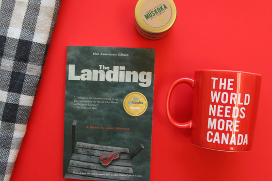 ENTER TO WIN: The Landing Prize Pack