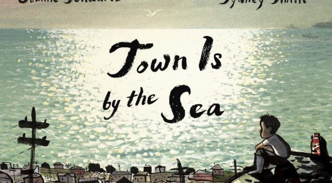 TOWN IS BY THE SEA wins Kate Greenaway Medal