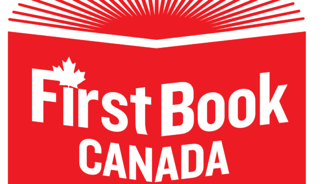 First Book Canada Distributes Half a Million Books in Ontario in 2018